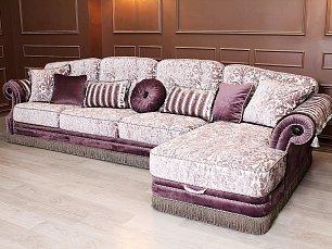 Андорра Люкс диван-кровать угловой