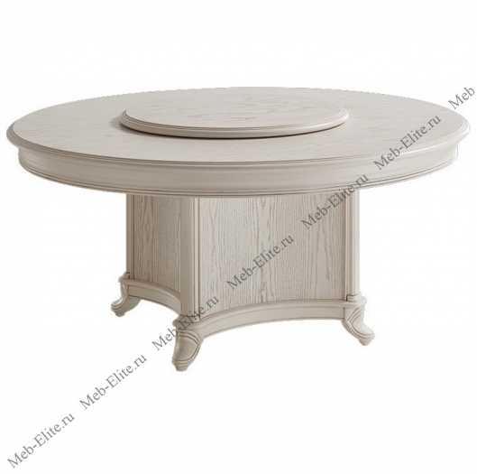 Карпентер 230 Стол обеденный (160х160)