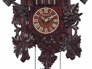 "Настенные часы с кукушкой ""Куклы"" СQ-039"