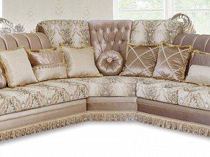 Валенсия диван-кровать угловой (кисти)