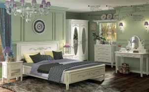 Романс спальня