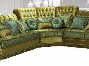 Валенсия диван-кровать угловой (бант)