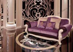 Карпентер 230 мягкая мебель 3+2+1 (белый)