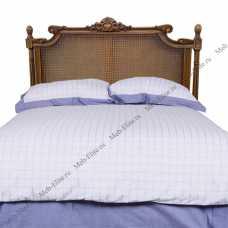 Белая роза спальня D71 орех