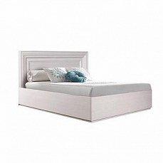 Амели кровать 90х200 с подъемным механизмом беленый дуб