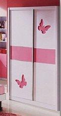 Пиккола шкаф купе 2 дверный