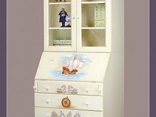 Морская шкаф-бюро детский