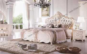 Амели спальня слоновая кость