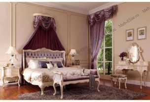 Луи 15 (Louis XV) спальня вайт