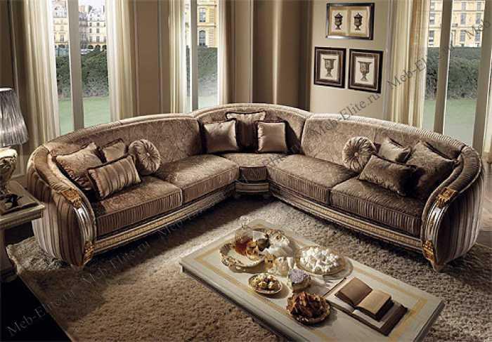 Либерти диван угловой В