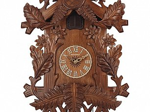 """Настенные часы с кукушкой """"Олень"""" СQ-036"""