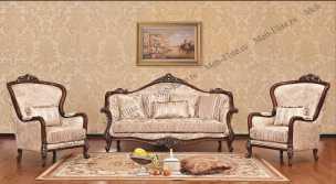 Донжуан мягкая мебель 3+1+1 ткань