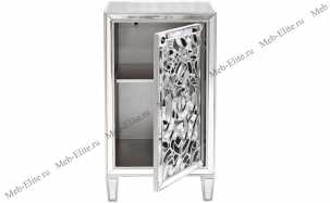 Гарда тумба зеркальная KFC973 (дверь правосторонняя) глянец