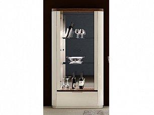 Гарда витрина 2 дверная 31PL-28VI глянец
