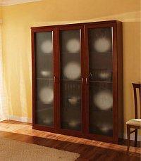 Альба витрина 3 дверная A2106MC