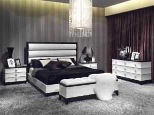 Прато спальня глянец
