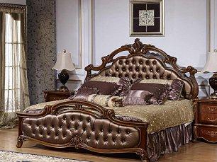 Анджелина 718 спальня комплект: кровать 1,8+тумба 2шт+туалетный стол