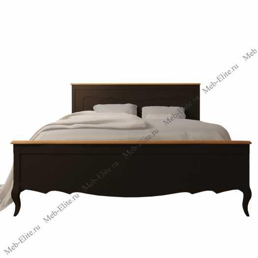 Леонтина спальня черная