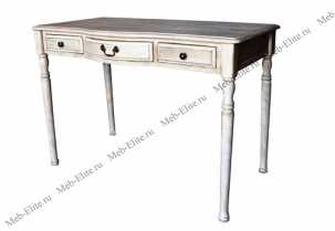 Белая роза стол письменный H2716 D68