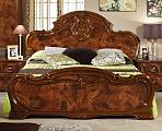 Тициана кровать 160x200 орех