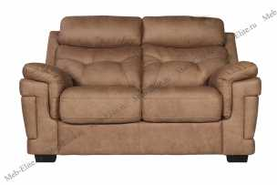 """Мик диван-кровать 2 местный MK-4701-BGF ткань """"под кожу"""""""