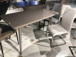 Мик стол обеденный 140/180х80 MK-5906-CP