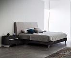 Стар кровать 154х203 мягкое изголовье