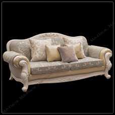 Карпентер 230 диван С 3 местный (ткань  LS418-1/LS419-1)