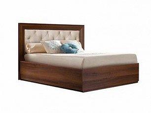 Амели кровать 90х200 с мягким элементом с подъемным механизмом ноче