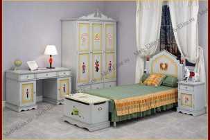 Гусары спальня детская