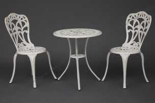 Жардин комплект Серенада: стол + 2 стула