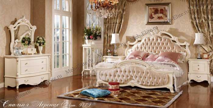 Лоренцо спальня