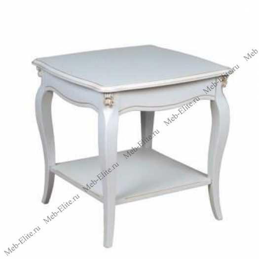 Белая роза стол журнальный F6633 S06/M01