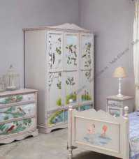Лесная симфония шкаф 3 дверный (423) детский