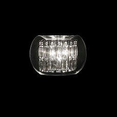 ACQUARIO Бра Арт.753634 (MB7603-3А) 3х20W G4 хром хрусталь+стекло