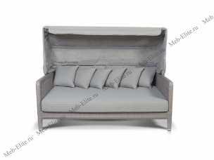 Лабро кровать для отдыха иск. ротанг