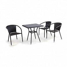 Комплект мебели 3+1 T282BNS/ Y137C--W51-3PCS иск. ротанг