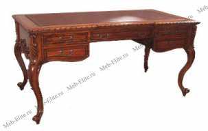 Гамма стол письменный W67E-ASD-GLT