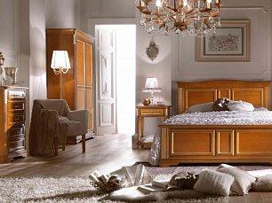 Марко Поло спальня орех