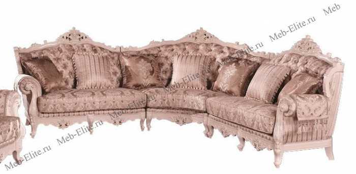 Олимп диван угловой 2L+2P+Y ткань