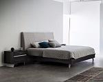 Стар кровать 198х203 мягкое изголовье