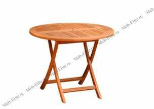 Ротанг Асти стол обеденный 80х80