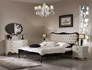 Хемис кровать 160х200 с подъемным механизмом шампань 6712