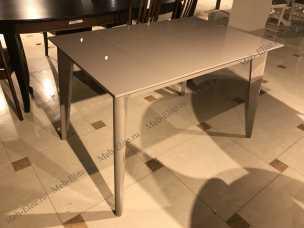 Мик стол обеденный 120/160х80 MK-5904-LG