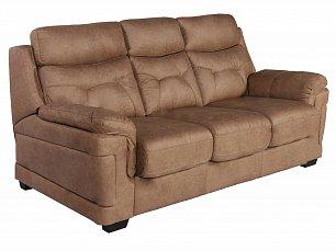 """Мик диван-кровать  3 местный MK-4700-BGF ткань """"под кожу"""""""