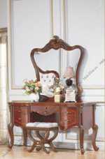Романтика стол туалетный орех