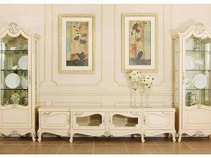 Луи 15 (Louis XV) гостиная вайт