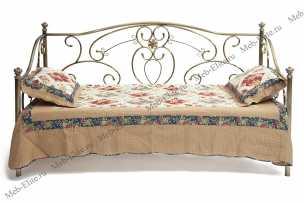 Джэйн кровать 90х200 медь
