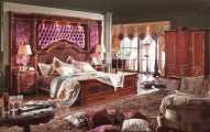 Александрия (карпентер 228) кровать 180х200 B деревянное изголовье