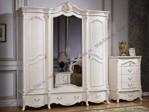 Лоренцо шкаф 4 дверный
